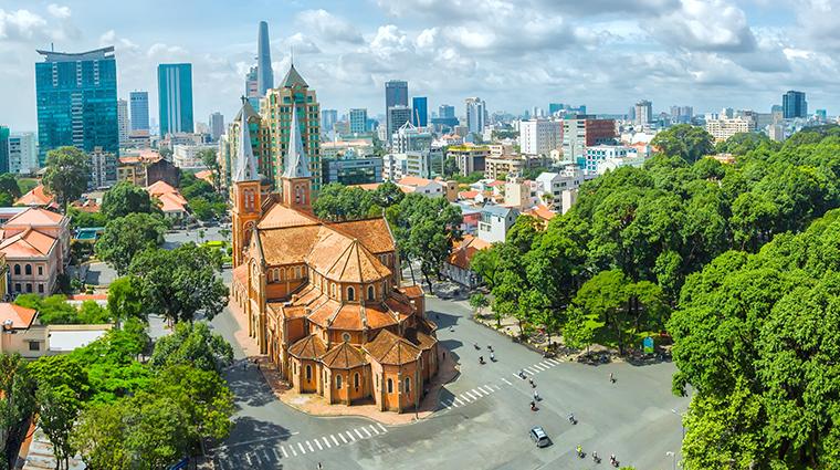 Ho Chi Minh City Luxury Hotels  - Forbes Travel Guide