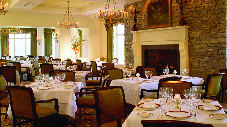 Dining Room At Inn On Biltmore Estate