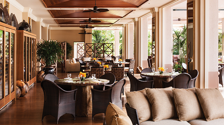 One Forty Lanai Restaurants Lana I City United States Forbes Travel Guide