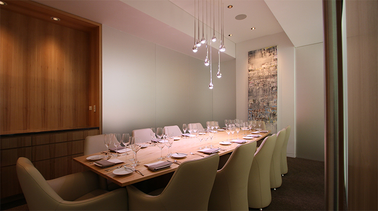Chicago Private Dining Rooms Minimalist grace  chicago restaurants  chicago, united states  forbes