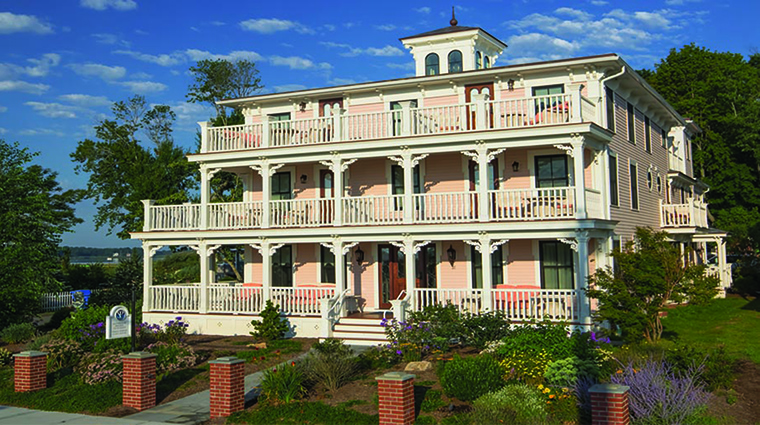 Saybrook Point Inn Marina Spa Mystic Hotels Old United States Forbes Travel Guide