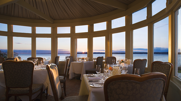 The Dining Room At Castle Hill Inn Rhode Island Restaurants Newport United States Forbes Travel Guide
