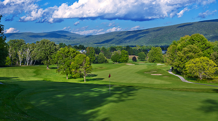 The Equinox A Luxury Collection Golf Resort Spa Vermont
