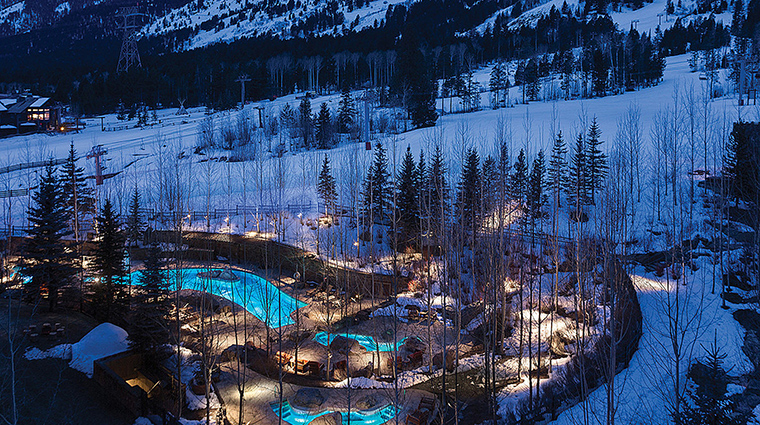 The Spa At Four Seasons Resort And Residences Jackson Hole Spas Teton Village United States Forbes Travel Guide