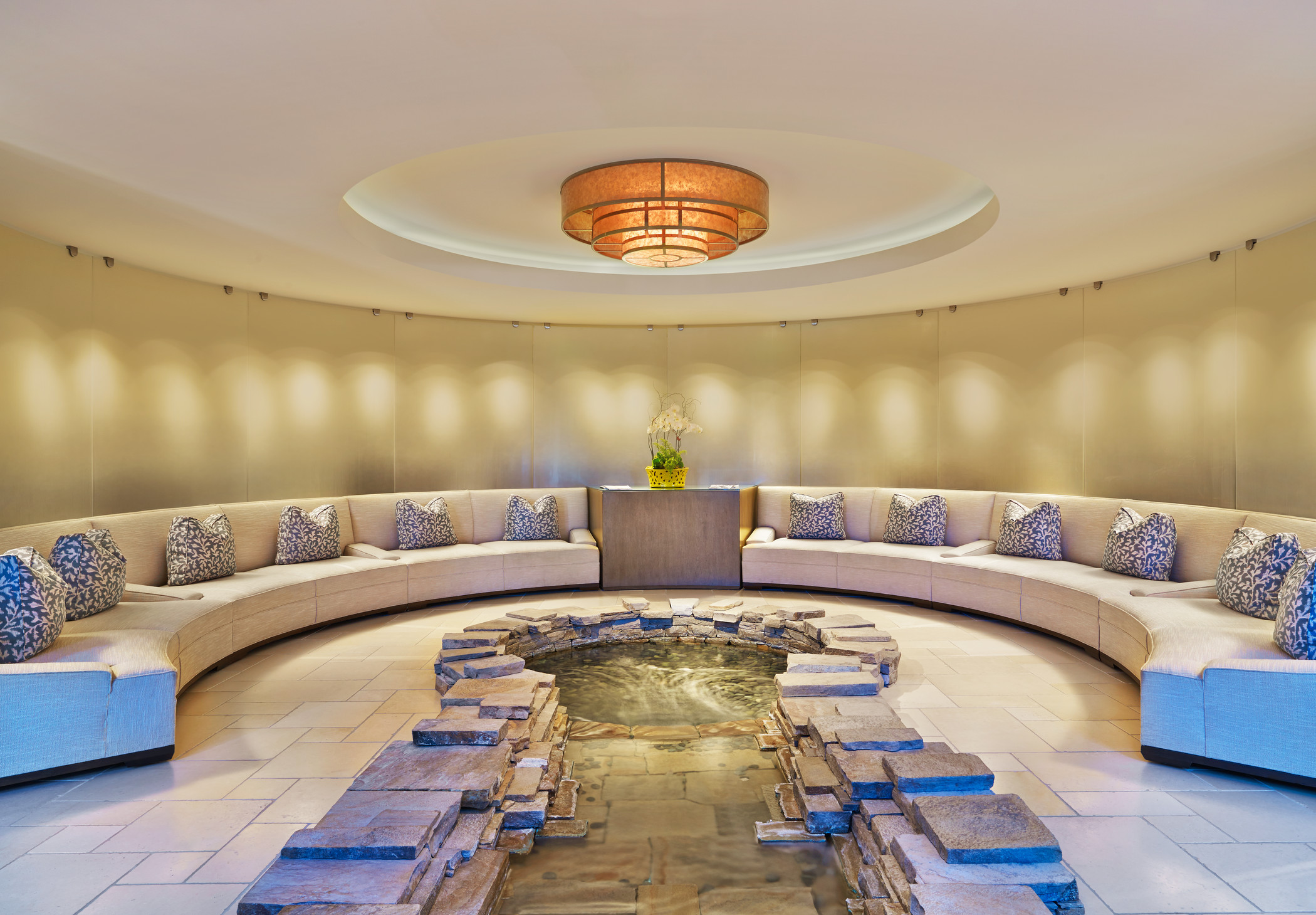 Rem 232 De Spa At The St Regis Deer Valley Park City Spas