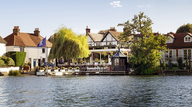 The Waterside Inn Home Counties Hotels Berkshire United Kingdom Forbes Travel Guide