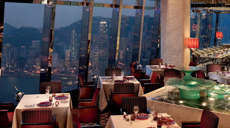 tosca hong kong restaurants kowloon china forbes travel guide. Black Bedroom Furniture Sets. Home Design Ideas