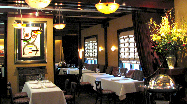 Les nomades chicago restaurants united states