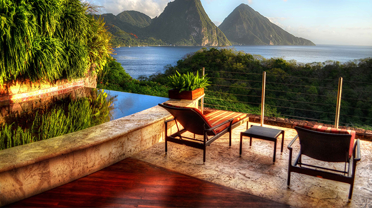 Jade Mountain Resort - St  Lucia Hotels - Soufriere, St