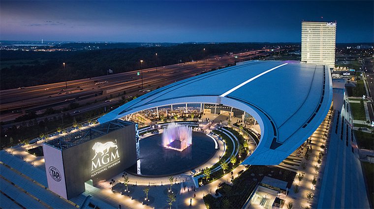 Mgm National Harbor Washington D C Hotels United States Forbes Travel Guide