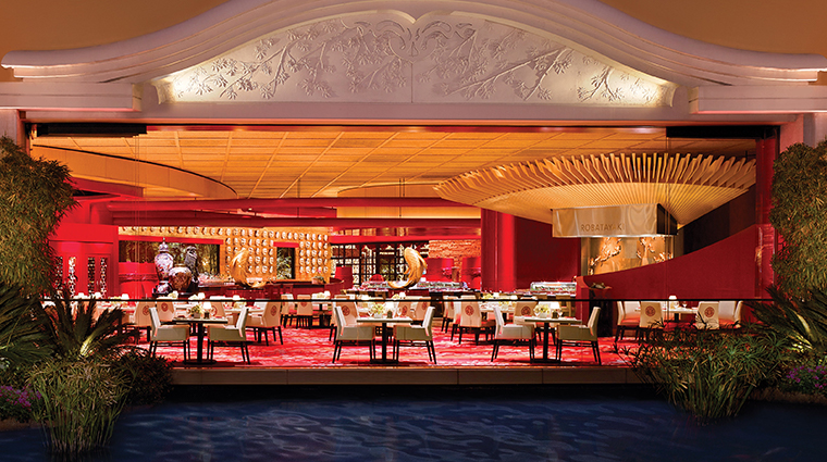 Mizumi At Wynn Las Vegas Restaurants United States Forbes Travel Guide