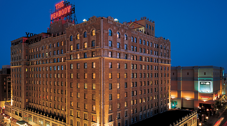 The Peabody Memphis Hotels United States Forbes Travel Guide