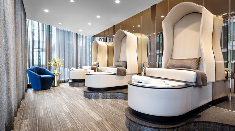 The Spa By Ivanka Trump Vancouver Vancouver Spas