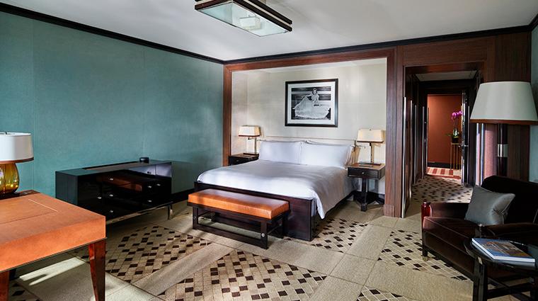45 park lane Curzon Suite Bedroom