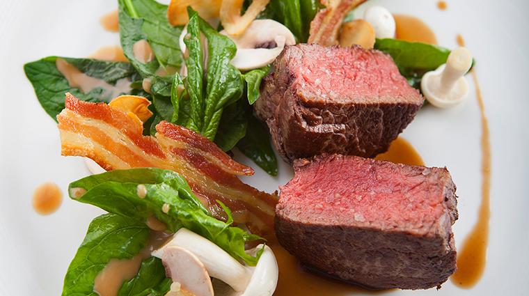 Alila Vilas Uluwatu Cire Dining Beef Tenderloin