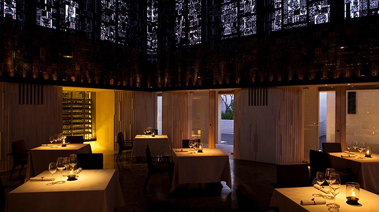 Alila Vilas Uluwatu Cire Dining wineroom