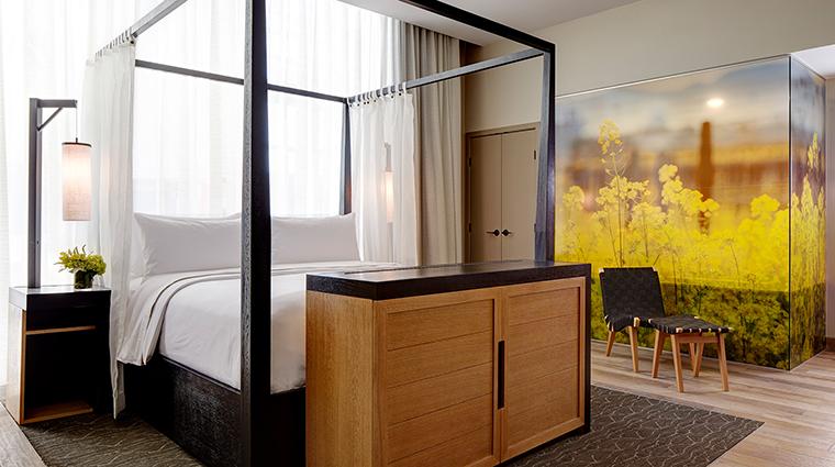 Archer Hotel Napa Den Bedroom