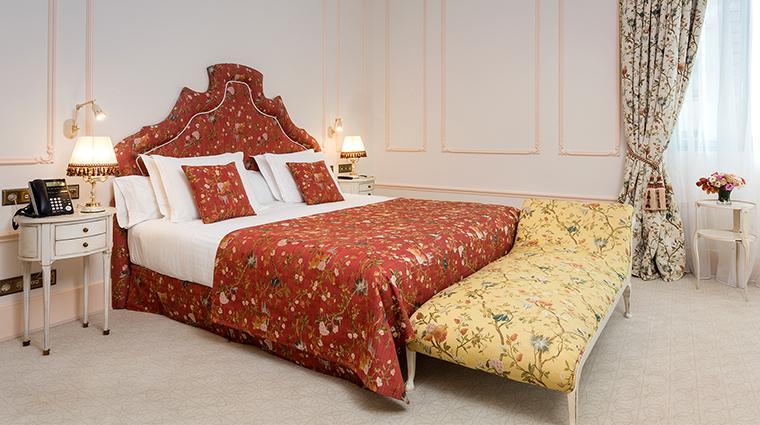 El palace barcelona JBaker Suite room