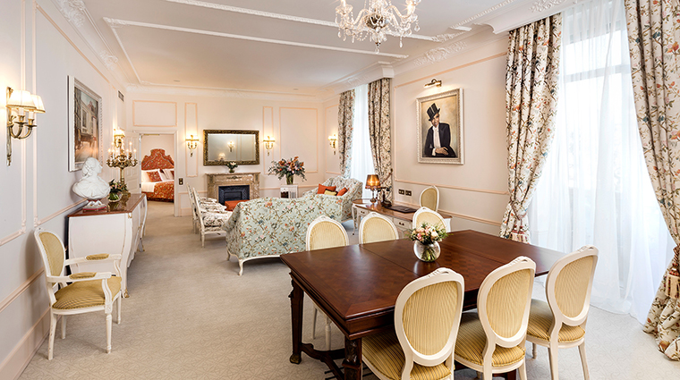 El palace barcelona JBaker Suite