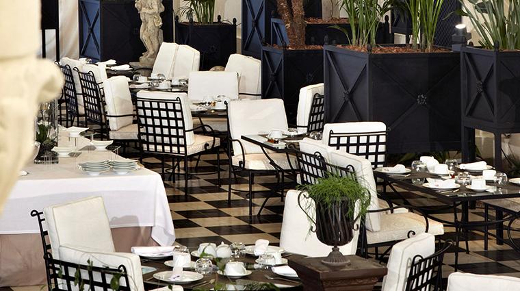 El palace barcelona el jardin
