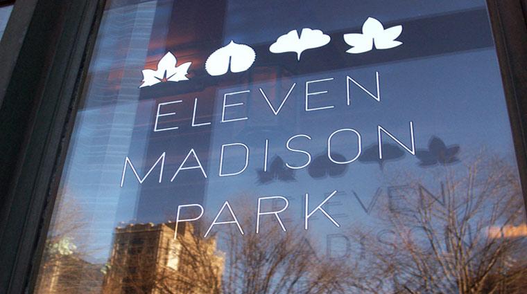 Eleven NYC Restaurant Exterior 1 CreditElevenMadisonPark