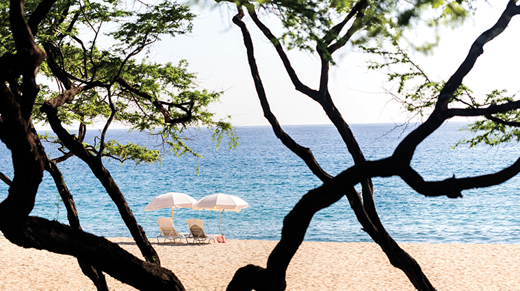 FTG Hotel Four Seasons Resort Lana'i at Manele Bay PublicSpaces Beach CreditFour Seasons Hotels Limited