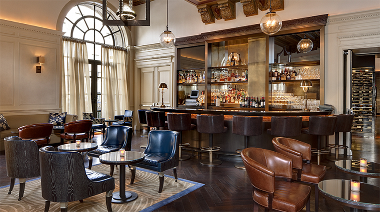 FTG Hotel StRegisWashingtonDC Bar.Lounge St Regis Bar CreditStarwood Hotels & Resorts Worldwide Inc