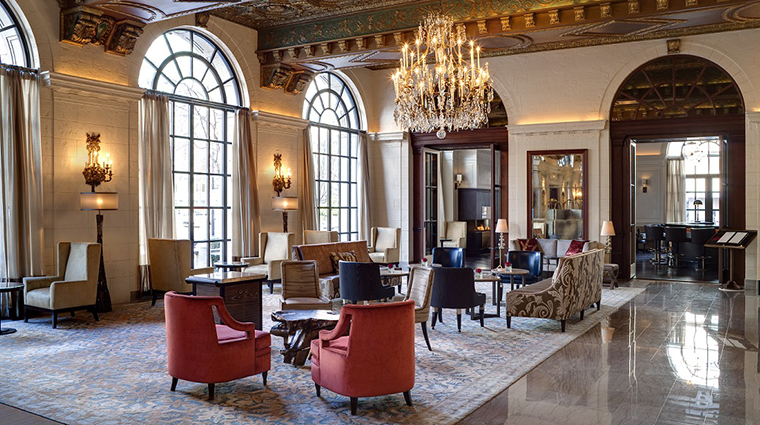 FTG Hotel StRegisWashingtonDC Bar.Lounge St RegisLobbyBar CreditStarwood Hotels & Resorts Worldwide Inc