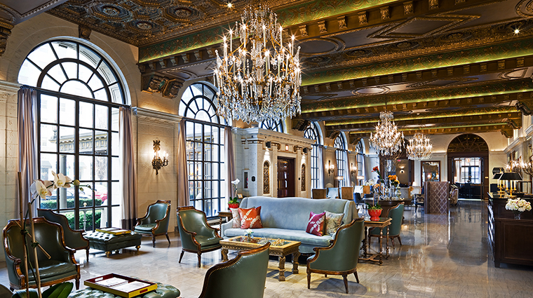 FTG Hotel StRegisWashingtonDC PublicSpace Lobby CreditStarwood Hotels & Resorts Worldwide Inc