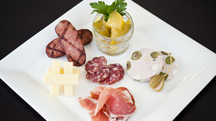 FTG Restaurant Lemaire  Local Charcuterie Platter CreditTheJeffersonHotel