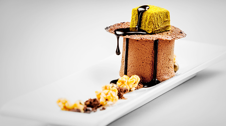 FTG Restaurant YEWRestuarant Food Dessert CreditFour Seasons Hotels Limited