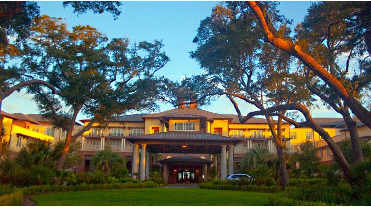FTG Kiawah Exterior HotelFront wide