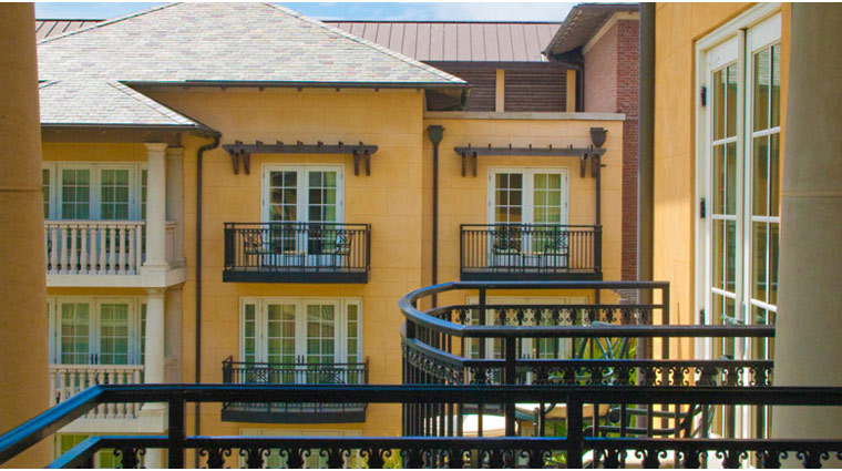 FTG Kiawah Guestroom Balcony