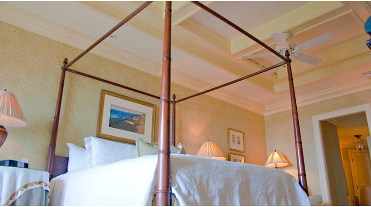 FTG Kiawah Guestroom Bed