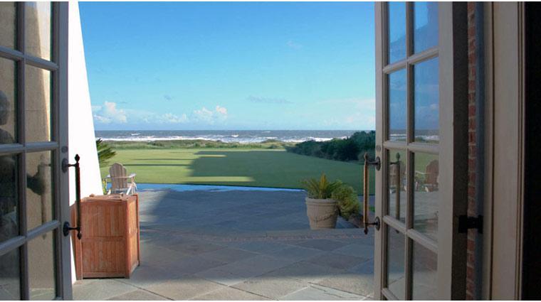 FTG Kiawah Lobby Open Doors To Ocean