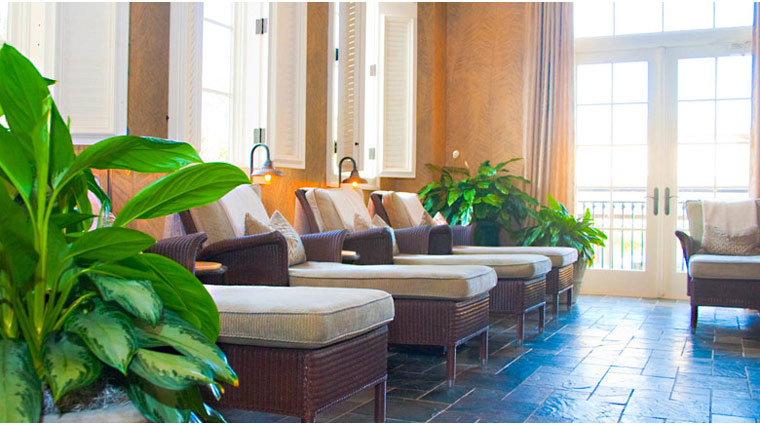 FTG Kiawah Spa Relaxation Room