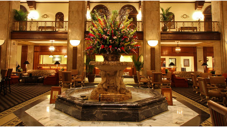 FTG PeabodyMemphis Fountain 1