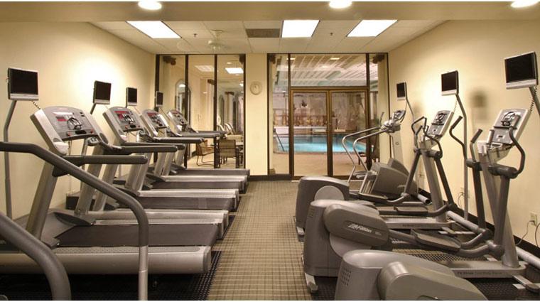 FTG PeabodyMemphis Hotel FitnessRoom 1