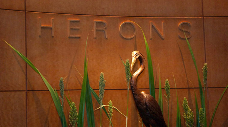 FTG Umstead Herons  Entrance