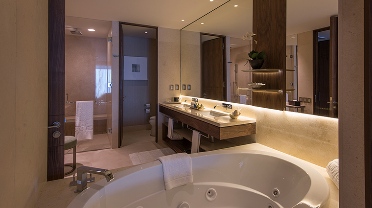 Grand Velas Los Cabos bathroom