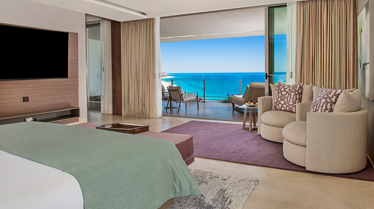 Grand Velas Los Cabos room view
