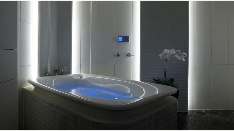 Kohler Spa Acoustic Room Bath with Laminer 01 PR