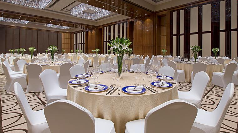 Niccolo Chengdu ballroom
