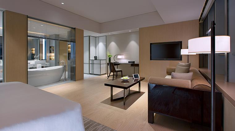 Niccolo Chengdu guestroom