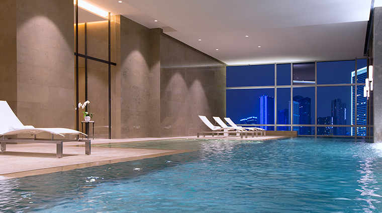 Niccolo Chengdu pool