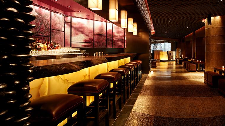 Nobu Intercontinental bar