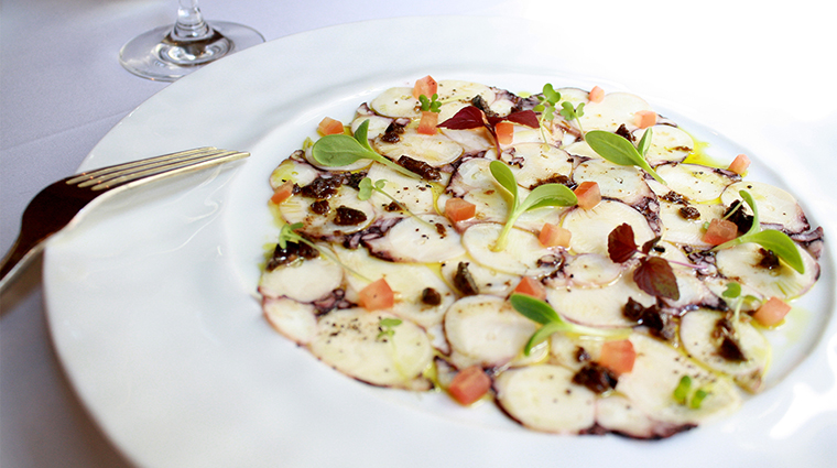 Property 21Club Restaurant Dining OctopusCarpaccio BelmondManagementLimited