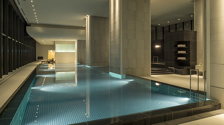 Property AOSpaatAndazTokyoToranomonHills Spa SwimmingPool HyattCorporation
