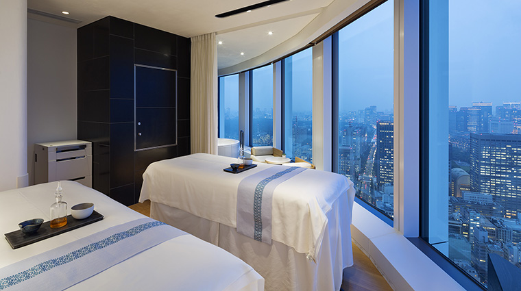 Property AOSpaatAndazTokyoToranomonHills Spa TreatmentRoom HyattCorporation