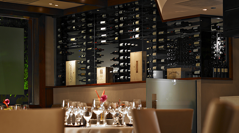 Property Abacus Restaurant Dining WineRoom KentRathbunConcepts